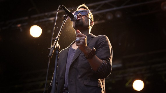 Bilal - Oslo Live Festival 2010, Foto: Rashid Akrim, NRK P3