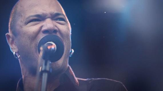 Danko Jones - Oslo Live Festival 2010, Foto: Rashid Akrim, NRK P3