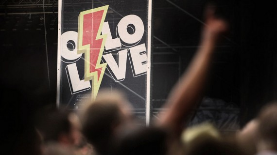Oslo Live Festival 2010, Foto: Rashid Akrim, NRK P3