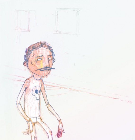"""""""walking the streets looking for booze"""" Rashid Akrim"""